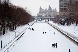 It s time to start thinking of outdoor ice rinks!