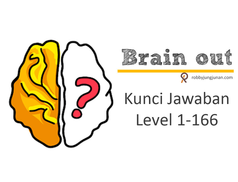 Kunci Jawaban Brain Out Level 1 166