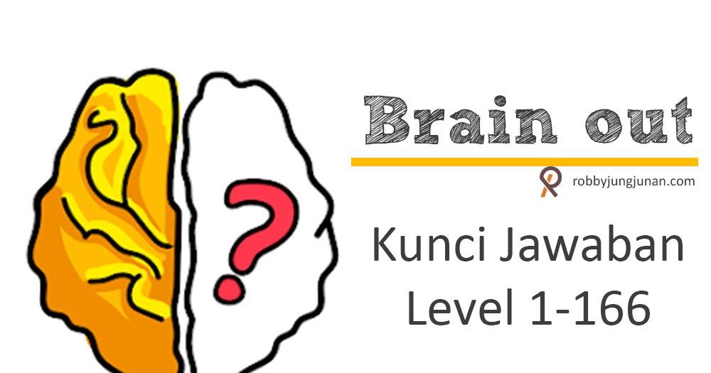 Kunci Jawaban Brain Out Level 1 166