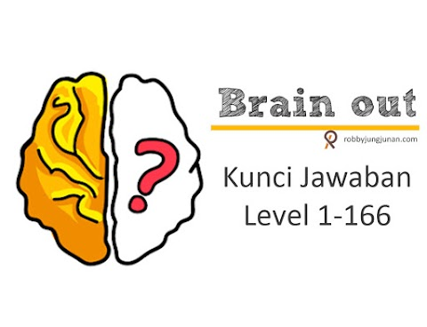 Kunci Jawaban Brain Out Level 1-166