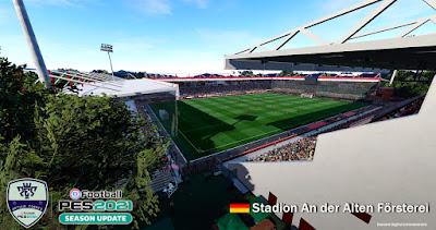 PES 2021 Stadium Stadion An der Alten Försterei