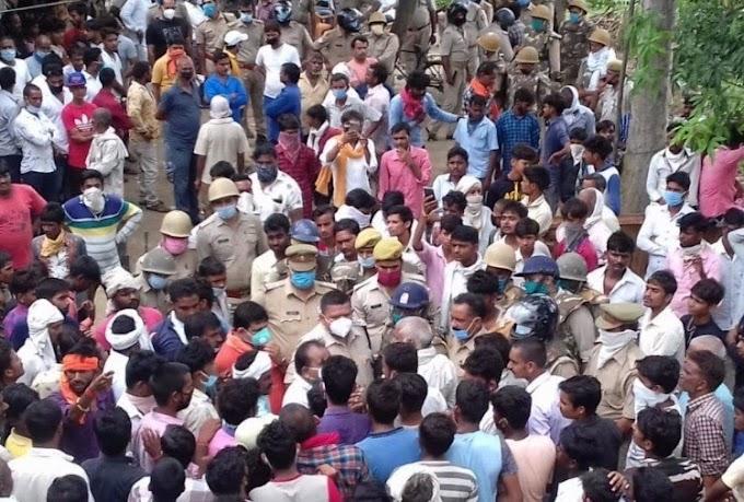 सिद्धार्थनगर: जमीनी विवाद के कारण दो पक्षों में हुई जानलेवा मारपीट में एक वृद्ध ध्रुवराज की मौत