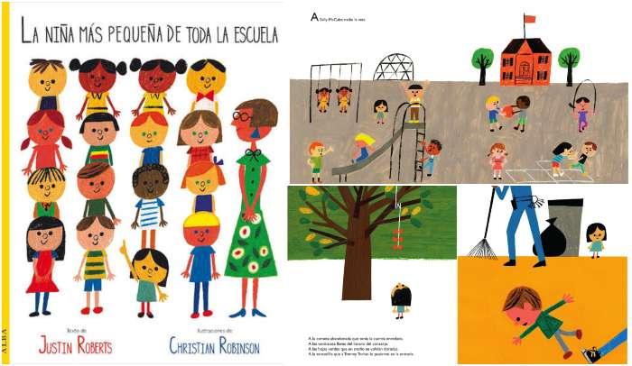 clibro infantil multiculturalidad diversidad razas