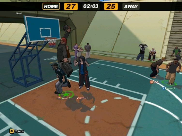 Download Free Mmorpg Freestyle Street Basketball Online