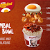 Harga Sambal Rice Bowl - KFC Breakfast