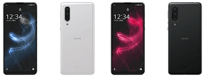 AQUOS zero5G basic DX