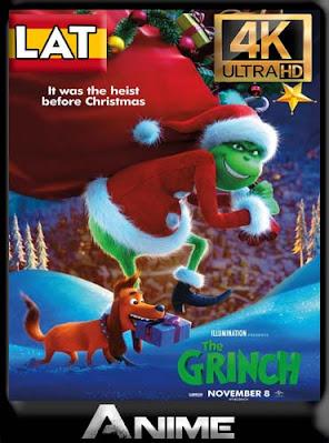 El Grinch (2018) Latino4K [2160p] UHD HDR BDRip x265 [GoogleDrive] RijoHD