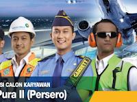 Pengumuman Rekrutmen Resmi PT Angkasa Pura II  (Persero) Tahun 2017