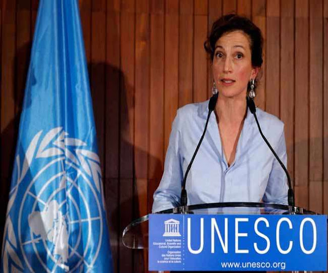 UNESCO chief Audrey Agolay said, the storage of water resources is essential to avoid the water crisis. Otherwise, this problem will be a terrible form in the coming years.