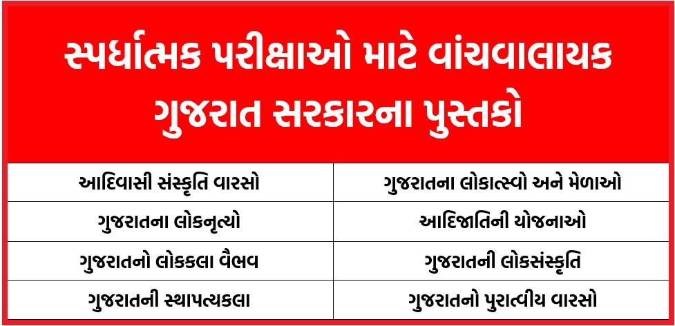 Best Gujarat Information Publication Books