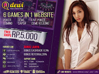 Cara Bermain Judi Live Poker Online Server IDN Play QDewi.net
