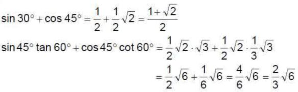 Sudut Istimewa Trigonometri Dan Contoh Soal