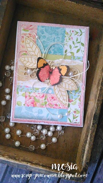 wiosenny patchwork / spring patchwork