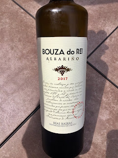 2017 Bodega Bouza do Rei Albarino Val do Salnes