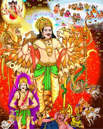 Karthaviryaarjuna