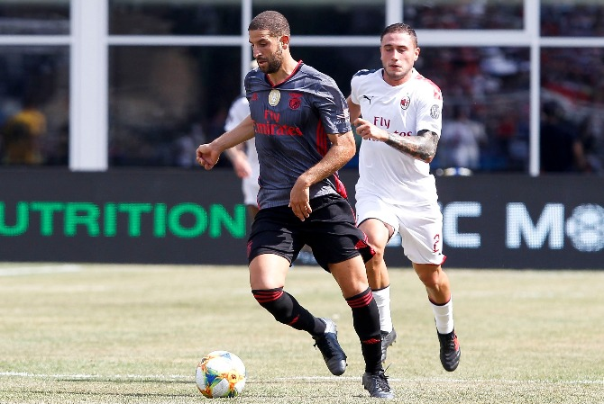 Blog Benfica vs Milan- International Champions Cup 2019