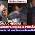 Após cinco dias na cadeia, Deputado Boca Aberta deixa a prisão, emocionado cai nos braços da netinha!