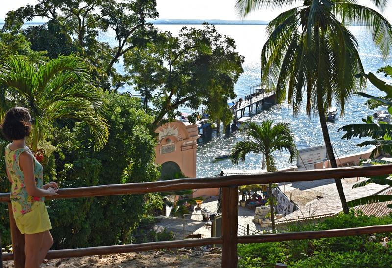 Forte de Morro de São Paulo; Toca do Morcego; Farol; Portalo