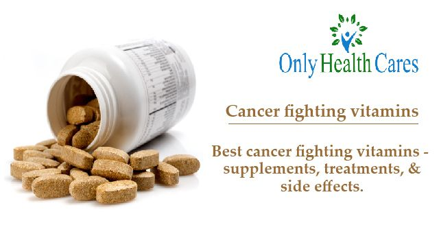 Cancer Fighting Vitamins