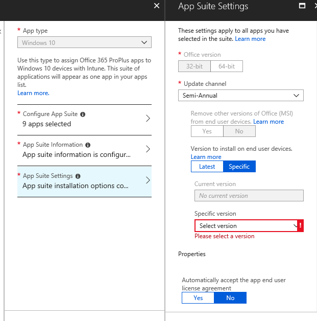 Gerry Hampson Device Management: Intune - improvements to Office 365