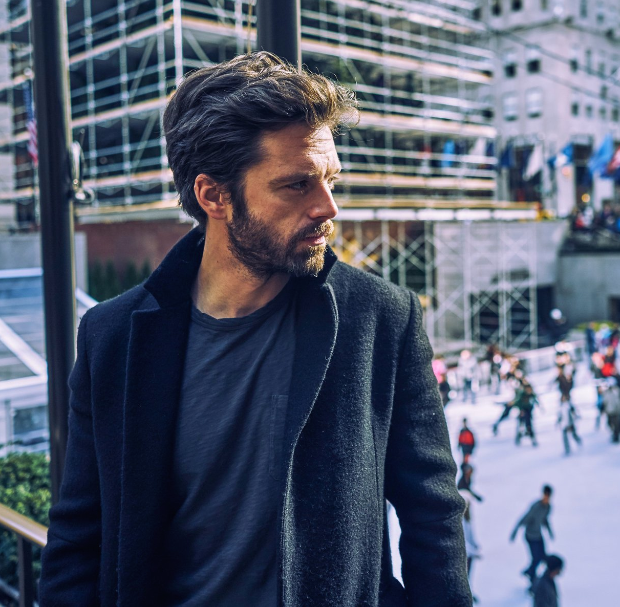 Sebastian Stan Photoshoot 2016