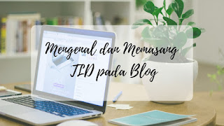 Mengenal dan memasang TLD pada blog
