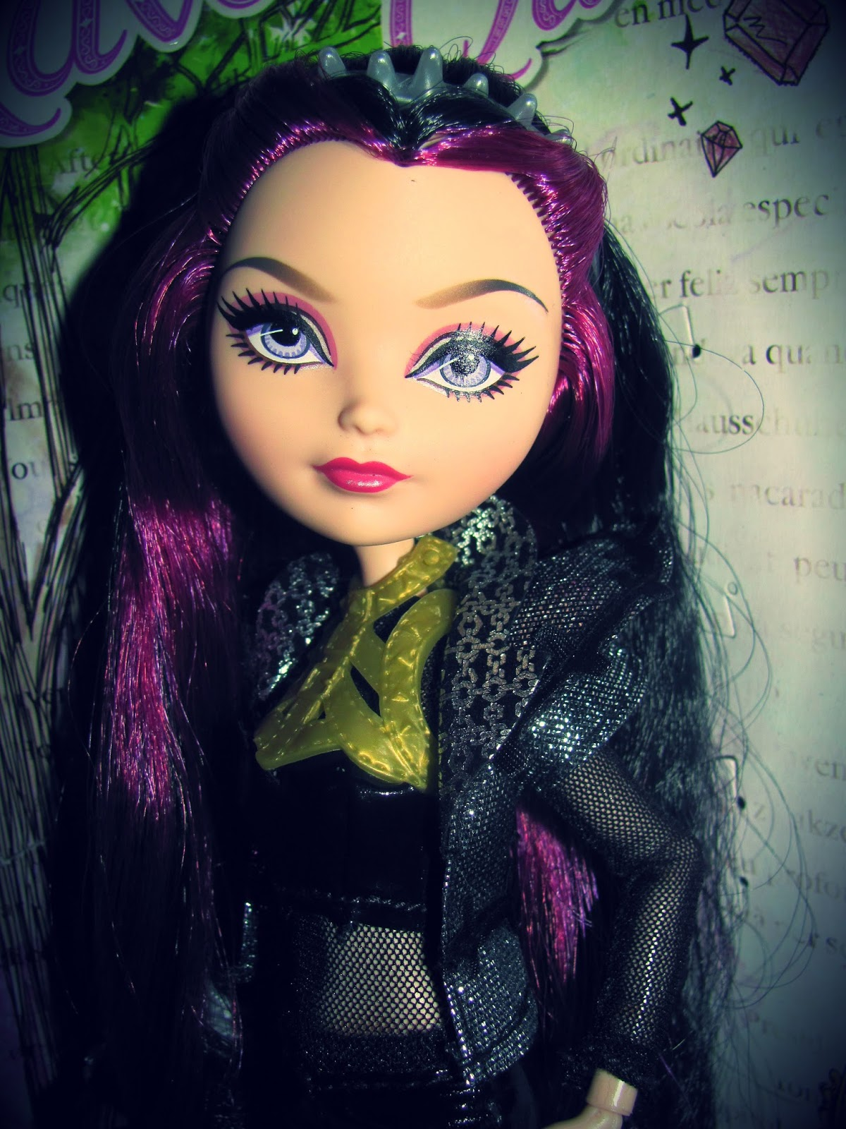 Dolls Within Pictures Raven Queen Picture Spam