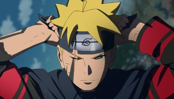 Boruto: Naruto Next Generations BD Batch Subtitle Indonesia