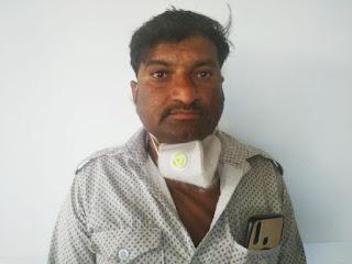आयुष्मान कार्ड की सहायता से फिर से खूबसूरत दुनिया देख पाए - गोविन्द सिह राजपूत