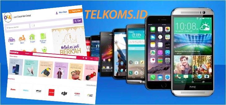 Situs Tempat Jual Beli Hp Handphone Bekas Secara Online Telkoms Id