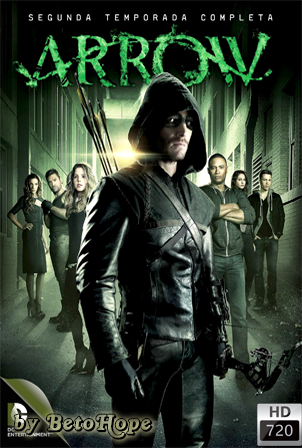Arrow Temporada 2 [720p] [Latino-Ingles] [MEGA]
