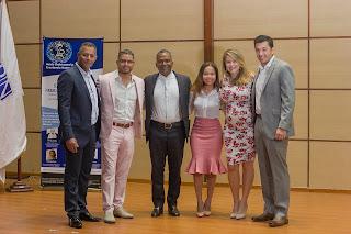 Noche ONU Internacional ofrece seminario a jóvenes