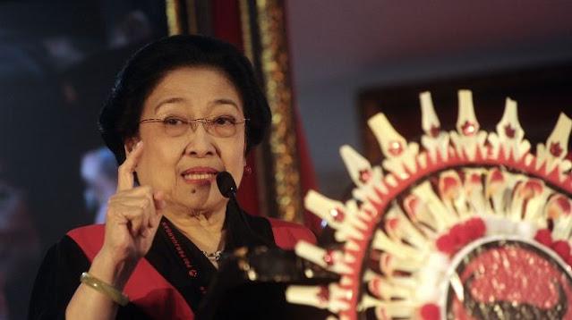 Serangan Balik Mahasiswa ke Megawati: Harusya Sadar Kenapa Masyarakat Marah
