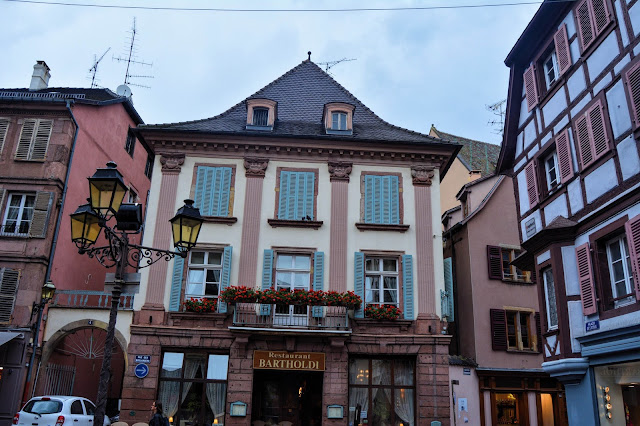 Travel, Books & Food - Exploring Colmar: A Fairytale Town In Europe