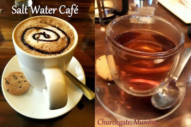 Salt Water Café Churchgate