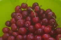 Kirschen für Schoko-Kirsch Konfitüre