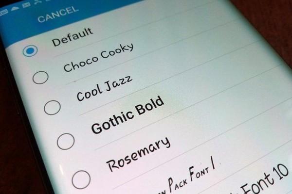 Cara Mudah Mengganti Font Android Dengan Sistem Root