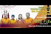 Anggota DPRD Sekadau Paulus Subarno Mengucapkan Selamat Hari Raya Idul Fitri