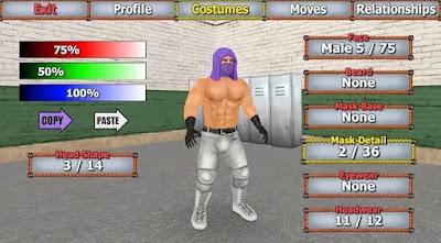 Wrestling Empire Mod v1.0.3 Mod APK Unlocked All Download Now