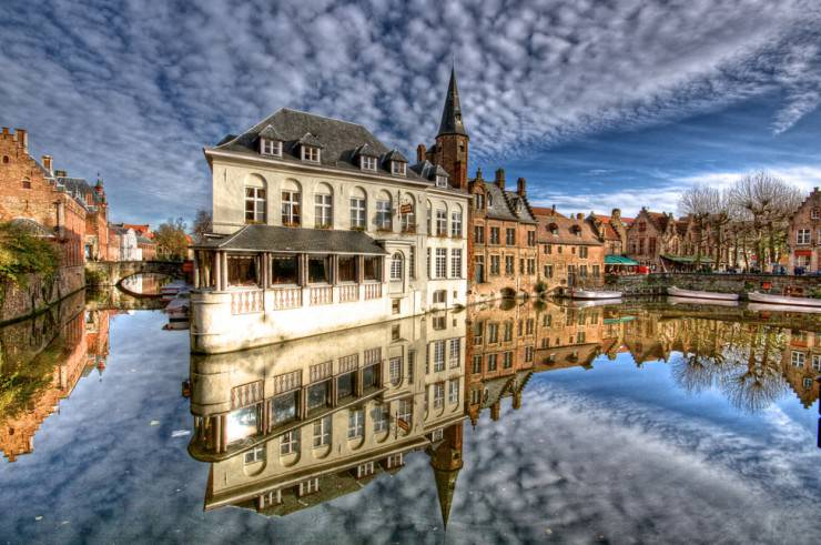 6. Bruges, Belgium - Top 10 Medieval Towns in the World