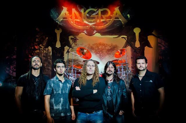 Angra: novo álbum ØMNI lançado mundialmente hoje