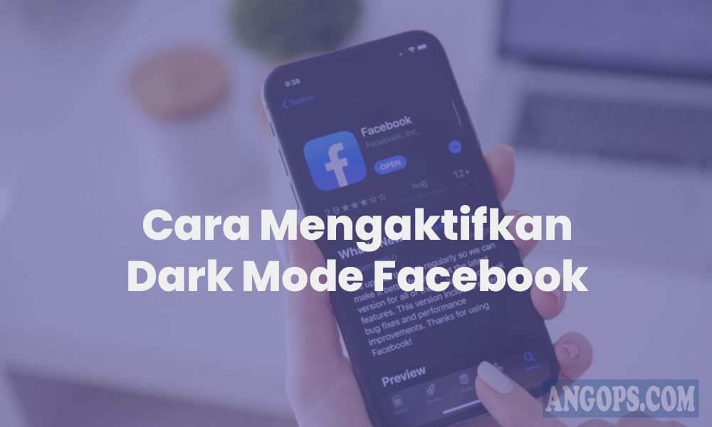 cara-mengaktifkan-dark-mode-facebook
