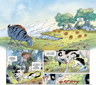 Les Chroniques de Braven Oc - Tome 1 - un monde Heroïc-Fantasy