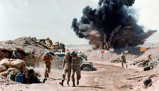 Perang Irak dan Iran