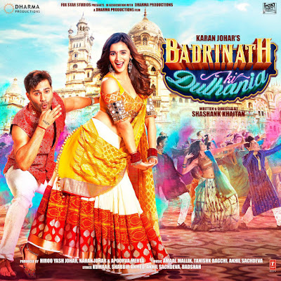 Badrinath Ki Dulhania, Bollywood Movie, Filem, Hindi Movie, Sinopsis, Romantik Komedi, Cinta, Watak Vaidehi Trivedi, Badrinath Bansal, Kritika, Shooting Di Singapore, Dowry, Senarai Pelakon Filem Badrinath Ki Dulhania, Pelakon, Varun Dhawan, Alia Bhatt, Sahil Vaid, Yash Sinha, Shweta Basu Prasad, Sukhmani Lamba, Ending, Happy Ending, Review, My Review, Review By Miss Banu,