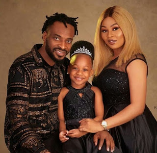 9ice Shares Adorable Photos As He Celebrates Daughter's Birthday