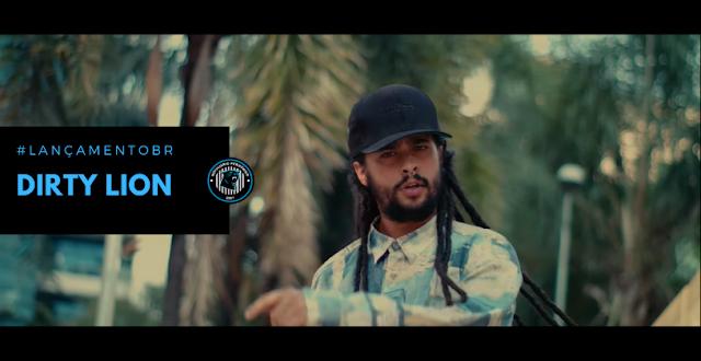 """O rapper gaúcho Dirty Lion lança o clipe """"Respeita"""""""