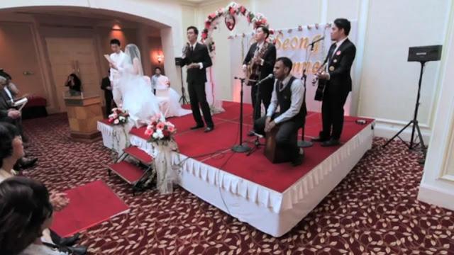 perform at wedding ROM
