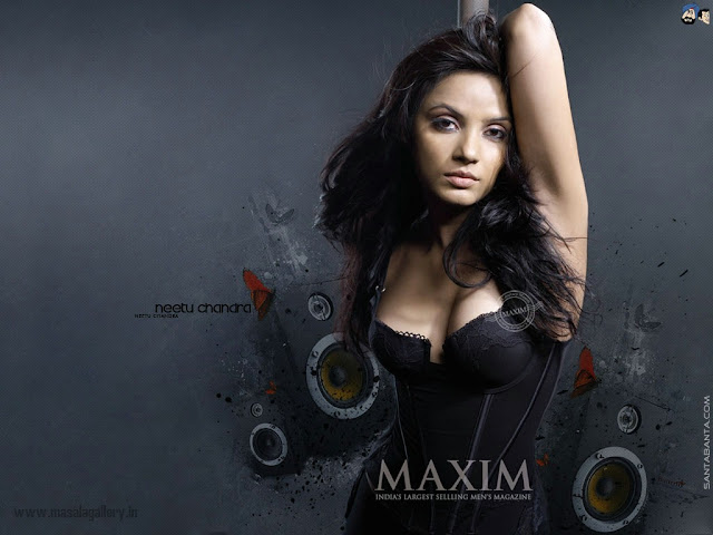 Bollywood Actresses In Maxim: Bollywood Actress Hottest Maxim Photos