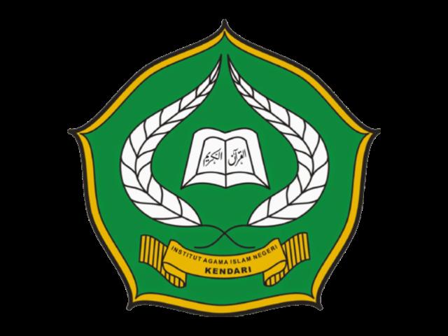 Logo IAIN Kendari Format PNG